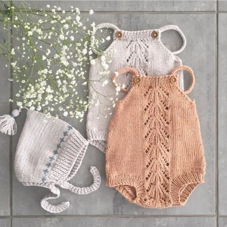 Lilleflora romper - Norwegian and english version on PDF