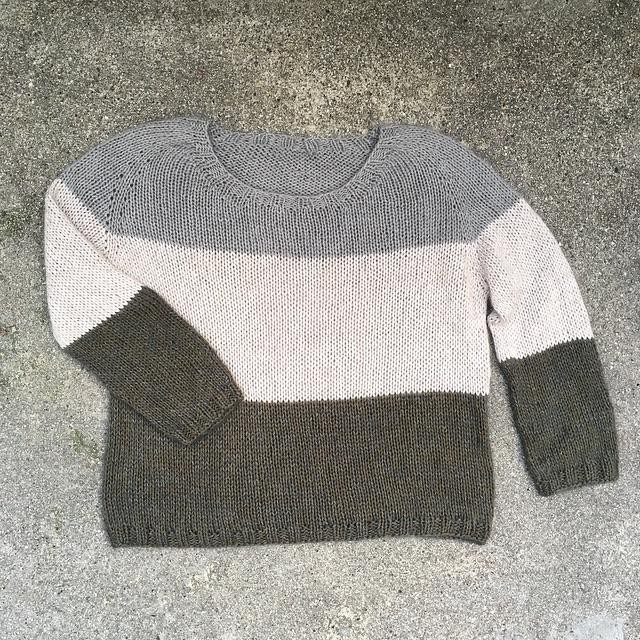 7´er sweater - My size