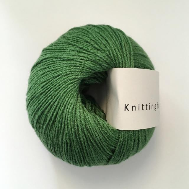 Knitting for Olive Kløvergrøn