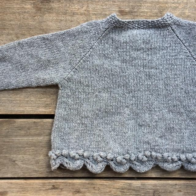 STIKKELSBÆR CARDIGAN - KNITTING FOR OLIVE