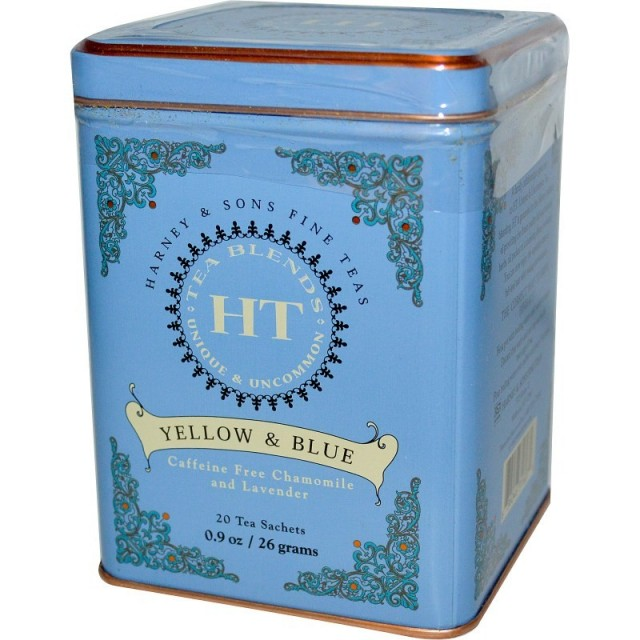 Harney & Son Yellow Blue Tea