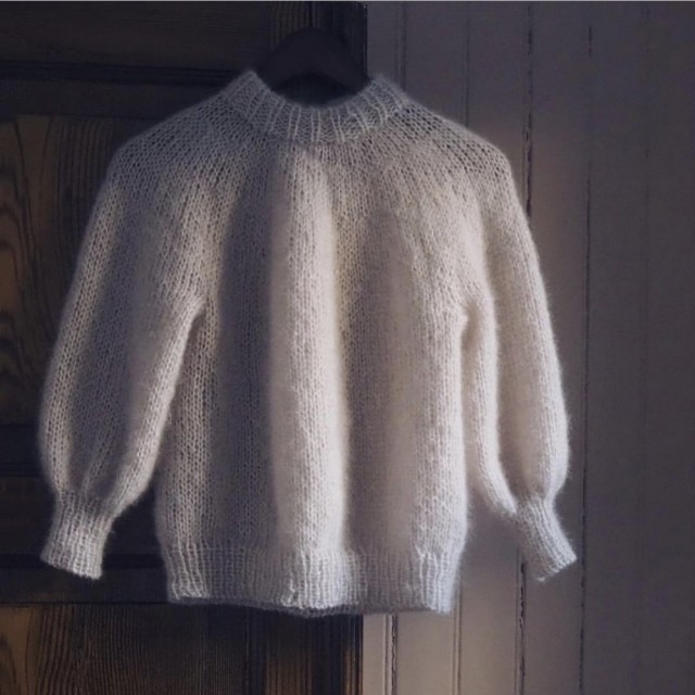 Petitknit - Saturday Night Sweater