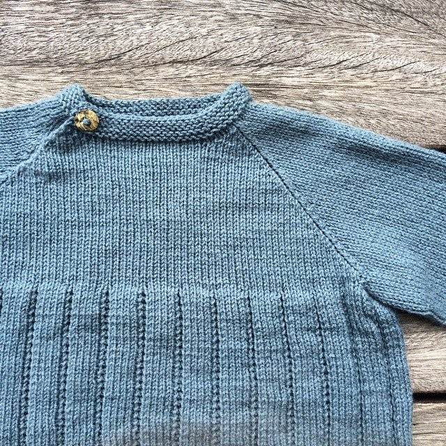 Lucaromper - Knitting for Olive