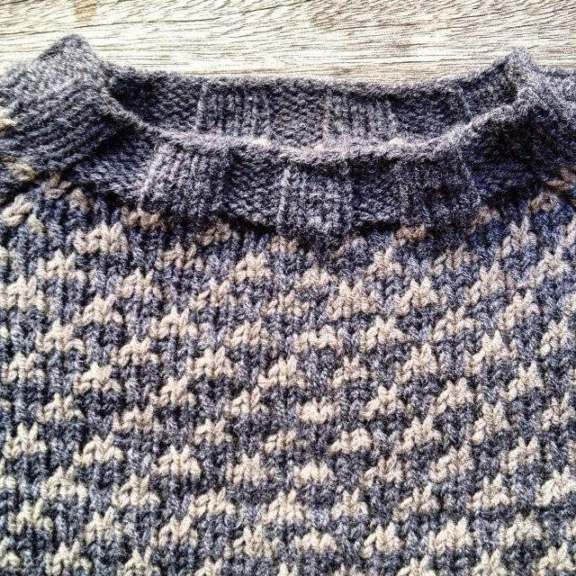 Birkessweater - Knitting for Olive