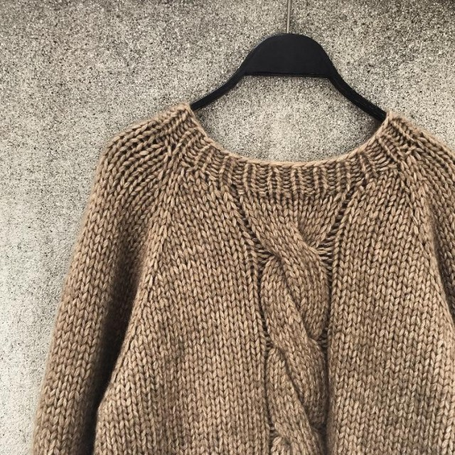 Snerle Sweater my size