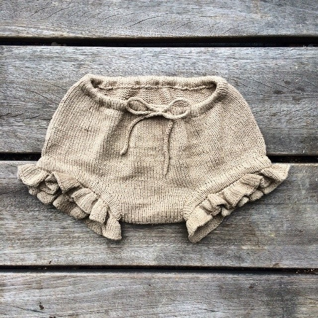Klokkeblomstbloomers - Knitting for Olive